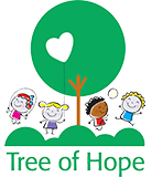 We support the children's charity The Tree of Hope