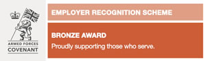 Armed Forces Employer Bronze Award